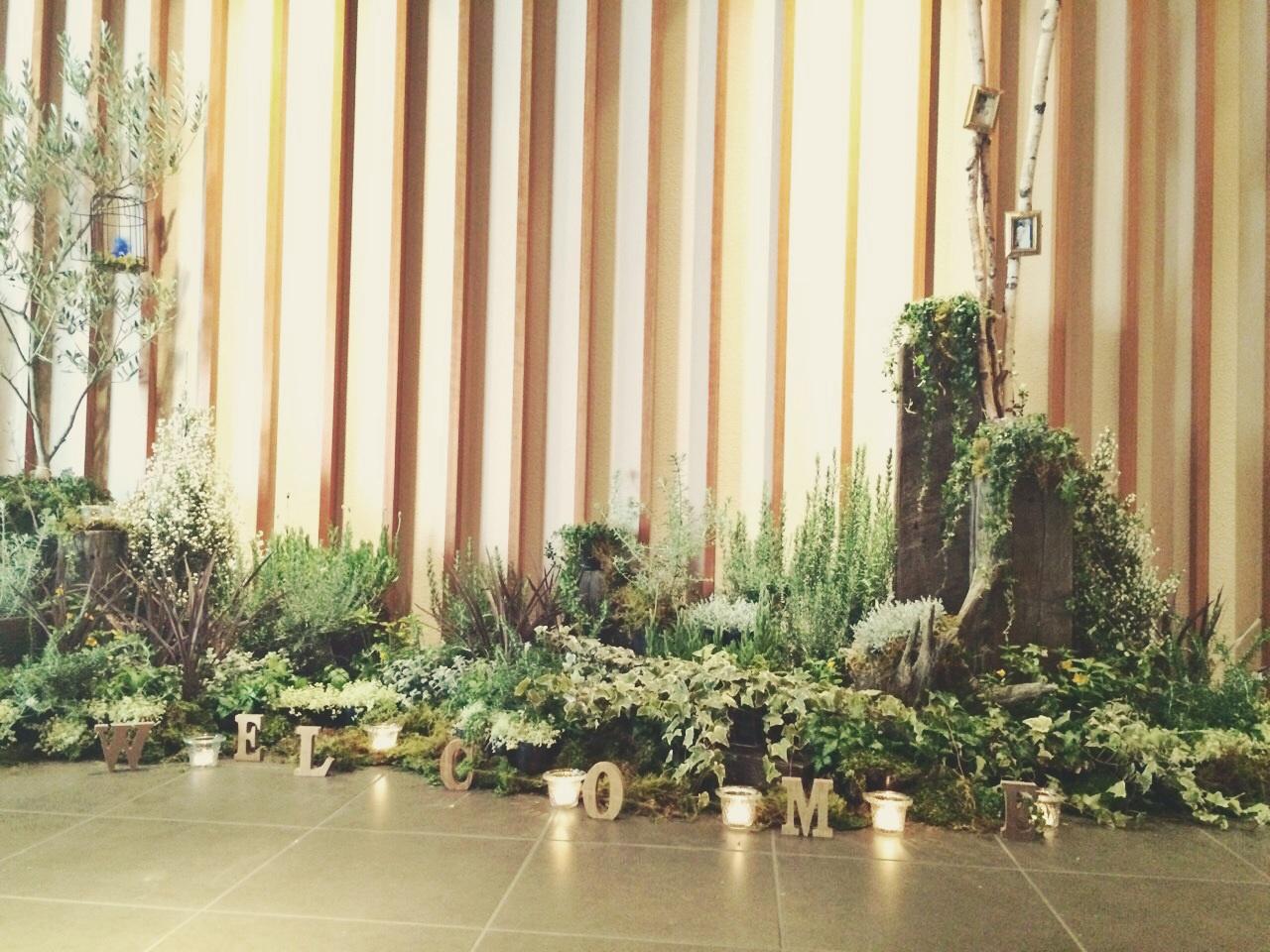 ブライダルフェア ~ガーデンウェディング~