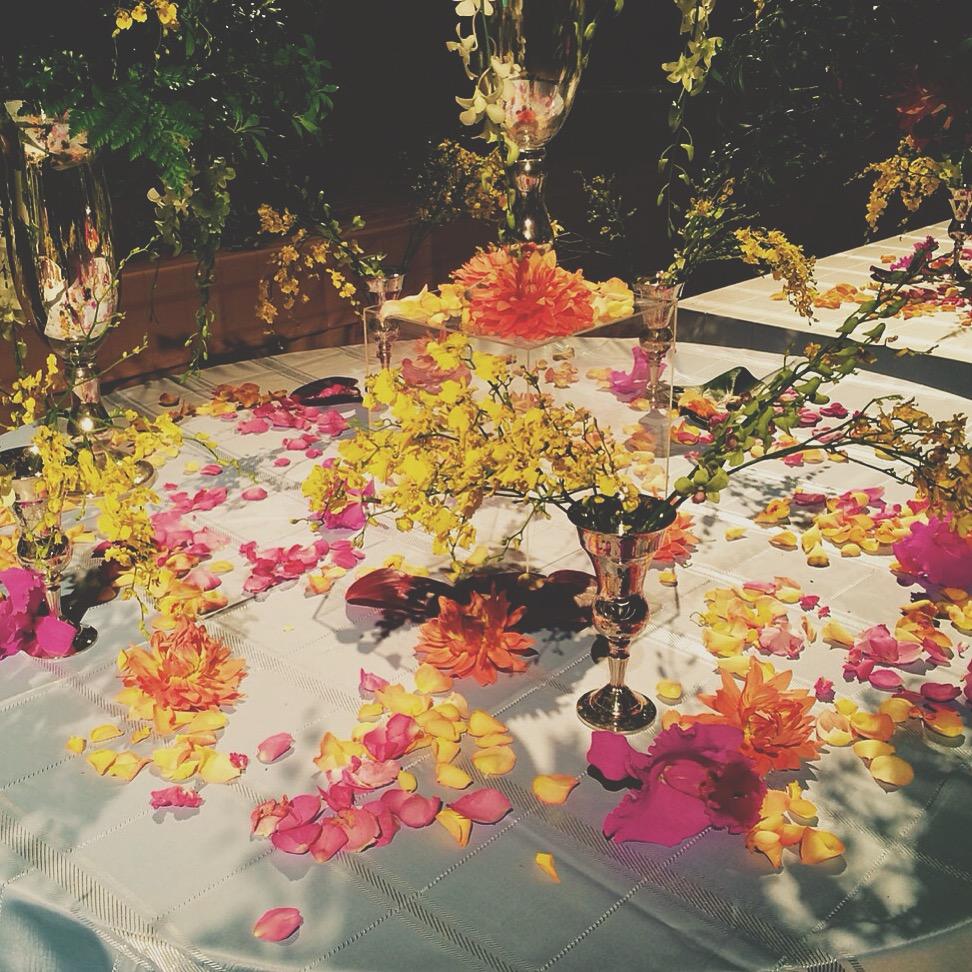 華やかな原色に彩られた世界