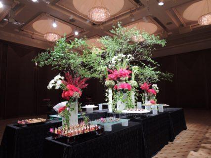 Event/Party No.3 装花画像